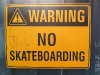 Pas de skate